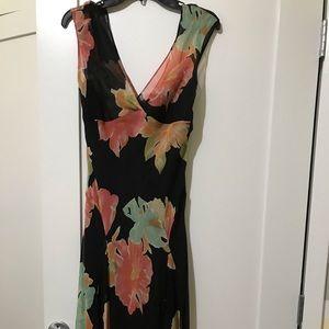 Jones  New York silk dress size 8